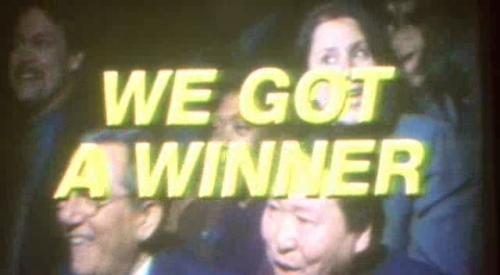 Nous avons un gagnant