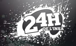 24 H de l'INSA logo