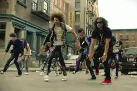 LMFAO party rock dance danse