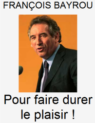 Bayrou MIX Durex