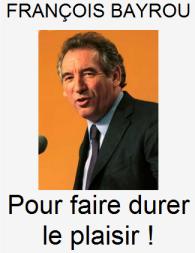 Bayrou MIX Durex