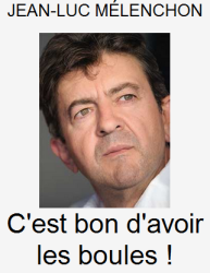 Melenchon MIX Knaki Ball