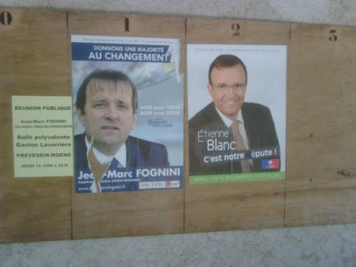 Candidats 3ème circonscription Ain Pays de Gex