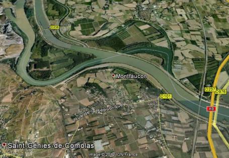 Montfaucon, cité gardoise
