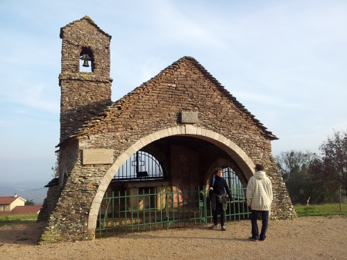 Chapelle de Charcuble