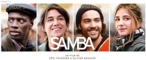 Omar Sy Charlotte Gainsbourg Tahar Rahim Izïa Higelin Samba