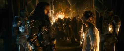 Hobbit 3 Bilbon Sacquet Bilbo Baggins Dwarf Thorin