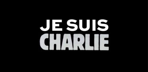 Je suis Charlie. Hommage à Charlie Hebdo