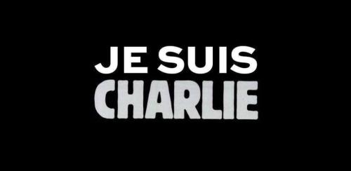 Je suis Charlie. Hommage à Charlie Hebdo