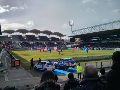 Lyon Metz OL Olympique Lyonnais Gerland