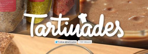 Tartinades Lyon Food Startup